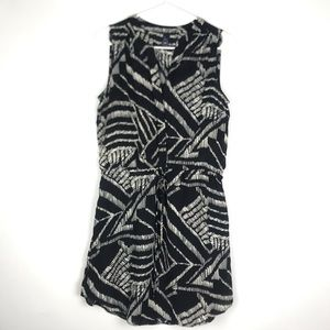 Gap Aztec Sleeveless Dress Size Medium